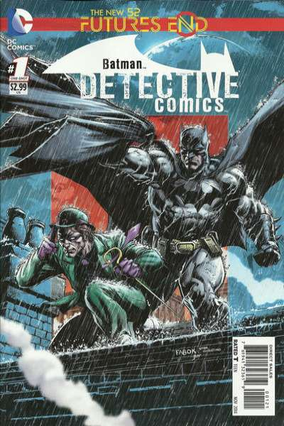 Detective Comics: Futures End Comic Books. Detective Comics: Futures End Comics.