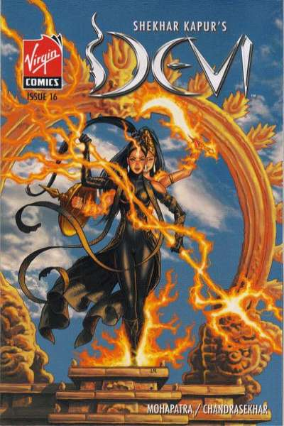 Devi #16 comic books for sale