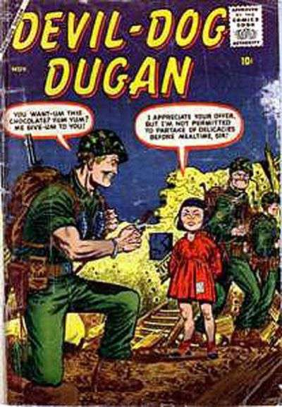 Devil Dog Dugan #3 comic books for sale