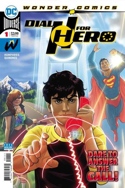 Dial H for Hero comic books