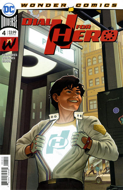 Dial H for Hero #4 comic books - cover scans photos Dial H for Hero #4 comic books - covers, picture gallery