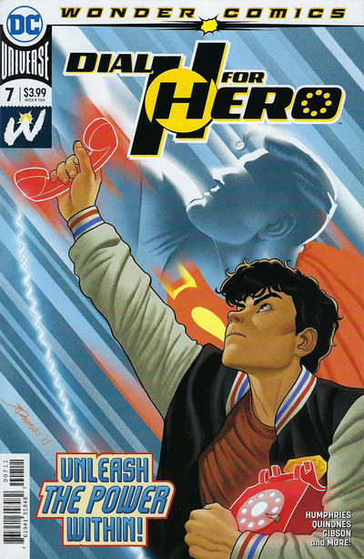 Dial H for Hero #7 comic books - cover scans photos Dial H for Hero #7 comic books - covers, picture gallery