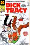 Dick Tracy #123 comic books - cover scans photos Dick Tracy #123 comic books - covers, picture gallery