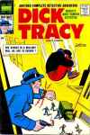 Dick Tracy #127 comic books - cover scans photos Dick Tracy #127 comic books - covers, picture gallery