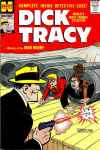 Dick Tracy #136 comic books - cover scans photos Dick Tracy #136 comic books - covers, picture gallery