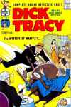 Dick Tracy #138 comic books - cover scans photos Dick Tracy #138 comic books - covers, picture gallery