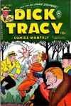 Dick Tracy #33 Comic Books - Covers, Scans, Photos  in Dick Tracy Comic Books - Covers, Scans, Gallery