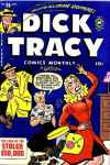 Dick Tracy #35 Comic Books - Covers, Scans, Photos  in Dick Tracy Comic Books - Covers, Scans, Gallery