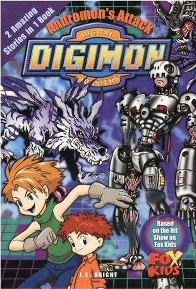 Digimon Digital Monsters #3 comic books - cover scans photos Digimon Digital Monsters #3 comic books - covers, picture gallery