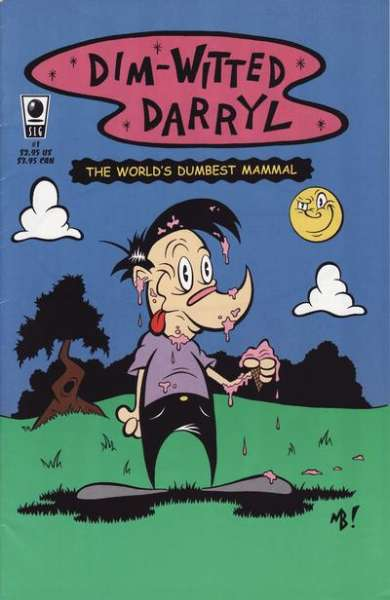 Dim-Witted Darryl comic books