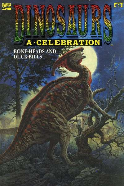 Dinosaurs: A Celebration: Bone-Heads and Duck-Bills #1 comic books for sale