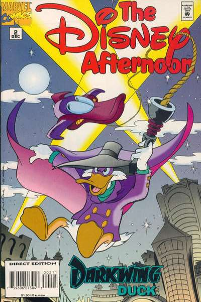 Disney Afternoon #2 Comic Books - Covers, Scans, Photos  in Disney Afternoon Comic Books - Covers, Scans, Gallery