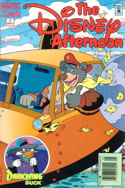 Disney Afternoon #7 Comic Books - Covers, Scans, Photos  in Disney Afternoon Comic Books - Covers, Scans, Gallery