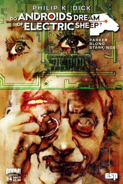Do Androids Dream of Electric Sheep? #24 comic books for sale