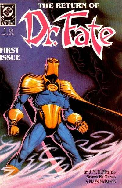 Doctor Fate #1 comic books - cover scans photos Doctor Fate #1 comic books - covers, picture gallery