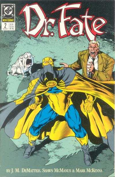 Doctor Fate #2 Comic Books - Covers, Scans, Photos  in Doctor Fate Comic Books - Covers, Scans, Gallery