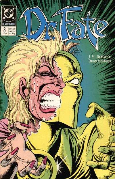 Doctor Fate #8 comic books for sale