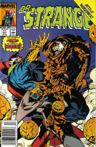 Doctor Strange: Sorcerer Supreme #11 Comic Books - Covers, Scans, Photos  in Doctor Strange: Sorcerer Supreme Comic Books - Covers, Scans, Gallery