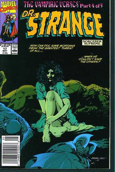 Doctor Strange: Sorcerer Supreme #17 comic books for sale