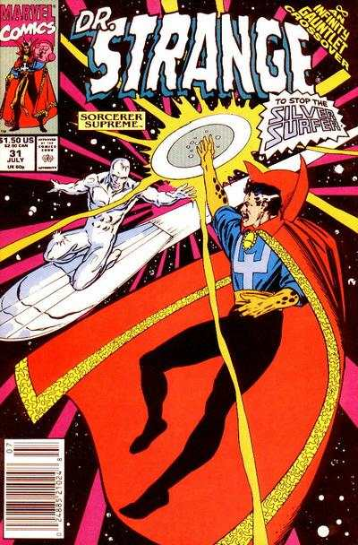 Doctor Strange: Sorcerer Supreme #31 comic books for sale