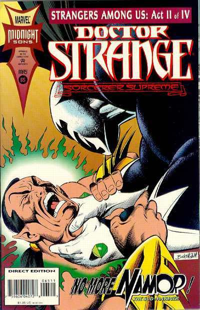Doctor Strange: Sorcerer Supreme #65 comic books for sale
