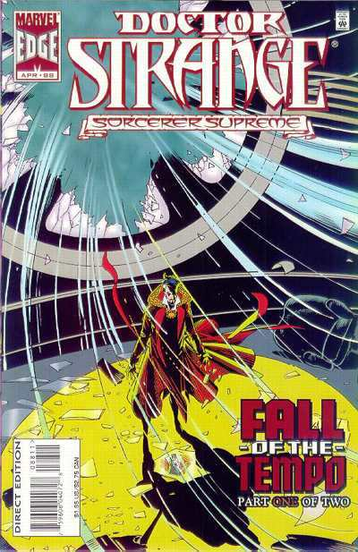 Doctor Strange: Sorcerer Supreme #88 comic books - cover scans photos Doctor Strange: Sorcerer Supreme #88 comic books - covers, picture gallery