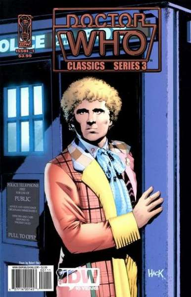 Doctor Who Classics: Series 3 Comic Books. Doctor Who Classics: Series 3 Comics.