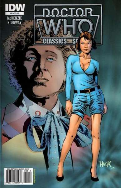 Doctor Who Classics: Series 3 #6 comic books - cover scans photos Doctor Who Classics: Series 3 #6 comic books - covers, picture gallery