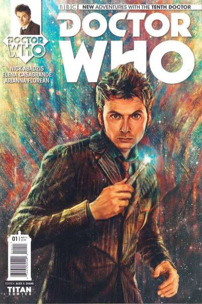 Doctor Who: The Tenth Doctor Comic Books. Doctor Who: The Tenth Doctor Comics.
