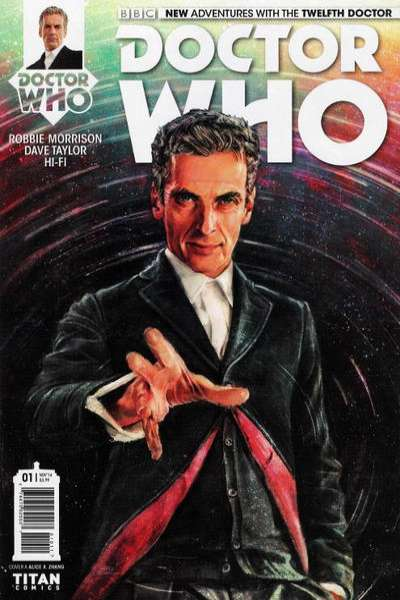 Doctor Who: The Twelfth Doctor Comic Books. Doctor Who: The Twelfth Doctor Comics.