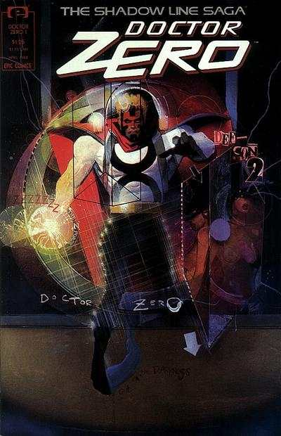 Doctor Zero comic books