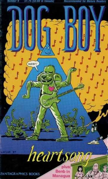Dog Boy #9 comic books for sale