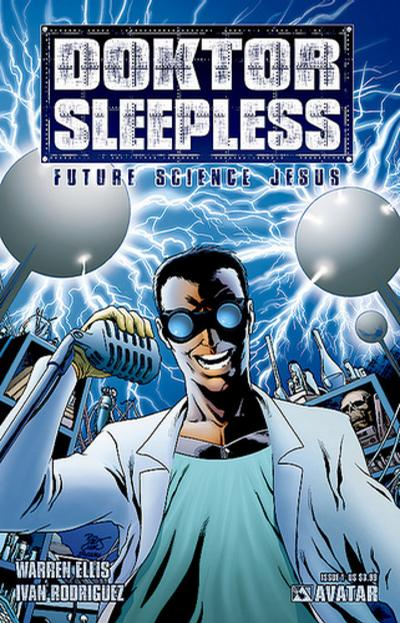 Doktor Sleepless Comic Books. Doktor Sleepless Comics.