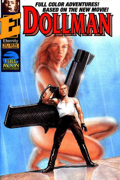 Dollman #4 comic books for sale