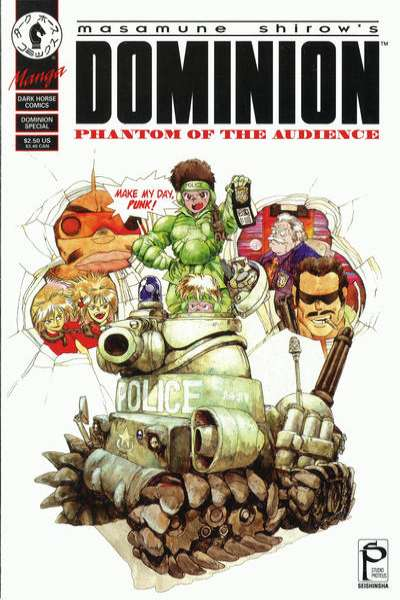 Dominion #1 comic books for sale