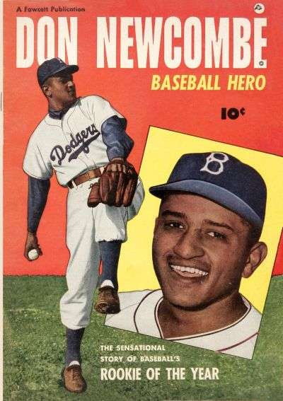Don Newcombe Comic Books. Don Newcombe Comics.