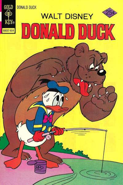Donald Duck #170 Comic Books - Covers, Scans, Photos  in Donald Duck Comic Books - Covers, Scans, Gallery