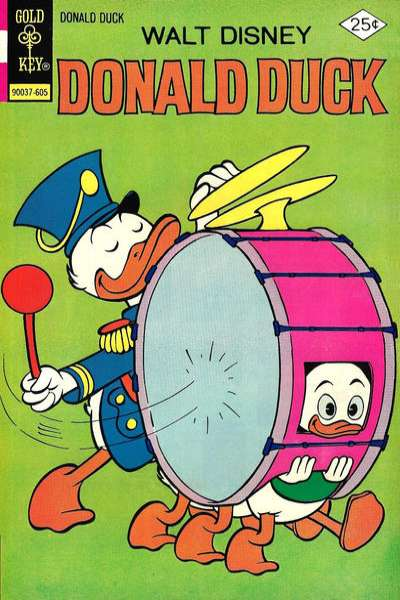 Donald Duck #171 comic books - cover scans photos Donald Duck #171 comic books - covers, picture gallery