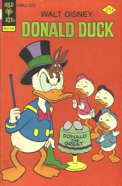 Donald Duck #172 comic books - cover scans photos Donald Duck #172 comic books - covers, picture gallery