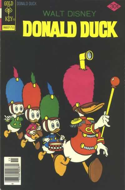 Donald Duck #189 comic books - cover scans photos Donald Duck #189 comic books - covers, picture gallery