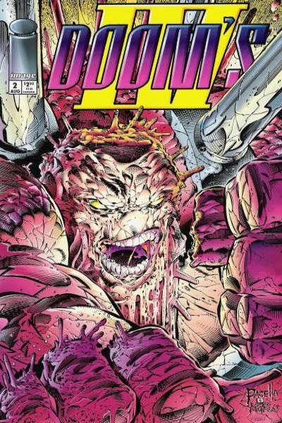 Doom's IV #2 comic books for sale