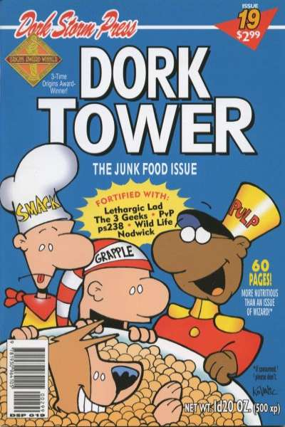 Dork Tower #19 Comic Books - Covers, Scans, Photos  in Dork Tower Comic Books - Covers, Scans, Gallery