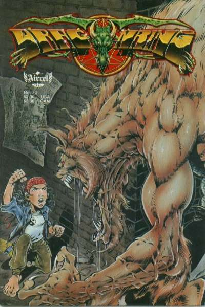 Dragonring #12 Comic Books - Covers, Scans, Photos  in Dragonring Comic Books - Covers, Scans, Gallery