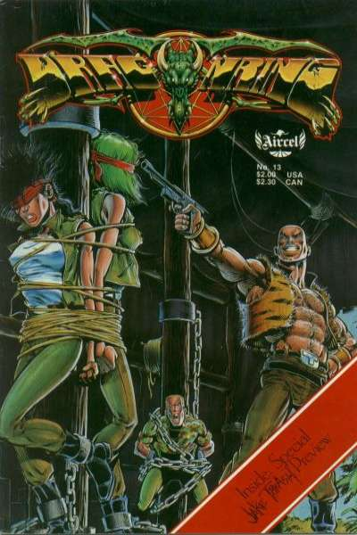 Dragonring #13 Comic Books - Covers, Scans, Photos  in Dragonring Comic Books - Covers, Scans, Gallery