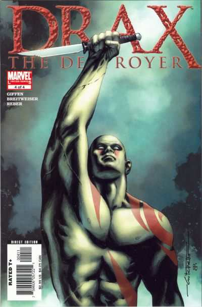 Drax the Destroyer #4 Comic Books - Covers, Scans, Photos  in Drax the Destroyer Comic Books - Covers, Scans, Gallery