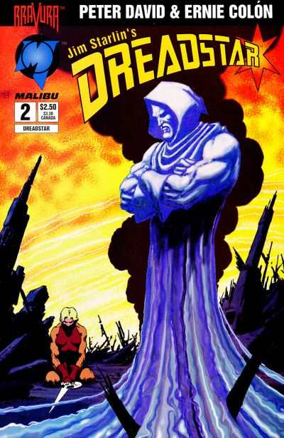 Dreadstar #2 cheap bargain discounted comic books Dreadstar #2 comic books