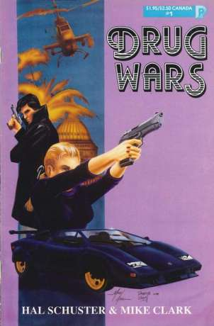 Drug Wars Comic Books. Drug Wars Comics.