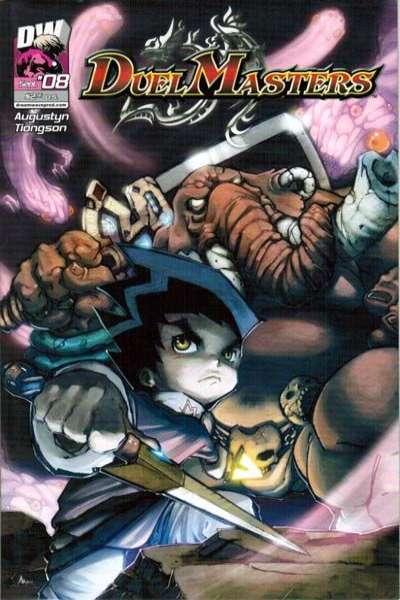Duel Masters #8 Comic Books - Covers, Scans, Photos  in Duel Masters Comic Books - Covers, Scans, Gallery