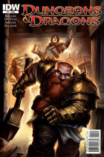 Dungeons & Dragons #11 cheap bargain discounted comic books Dungeons & Dragons #11 comic books