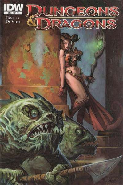 Dungeons & Dragons #14 cheap bargain discounted comic books Dungeons & Dragons #14 comic books